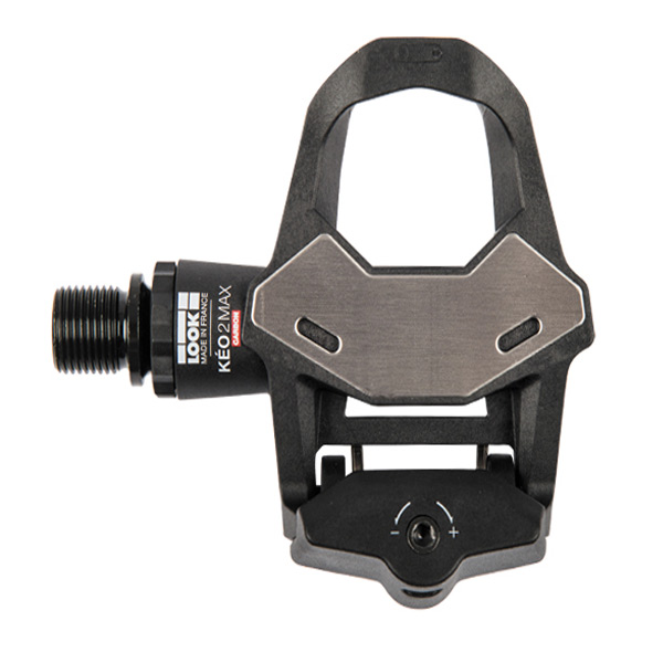Look Keo 2 Max Carbon Pedals with Keo Grip cleat