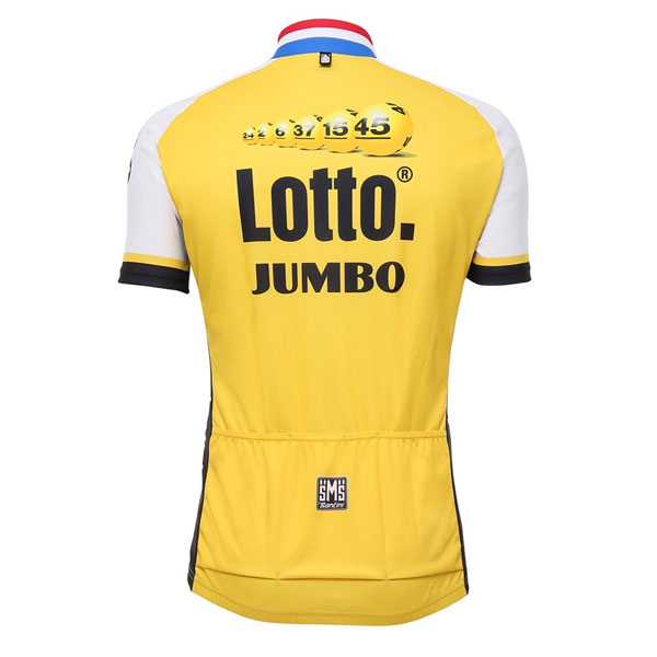 Lotto Jumbo Team SS Jersey 2016 3