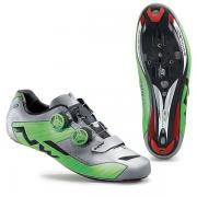 NorthWave-Extreme-Road-Shoe-Silver-Green