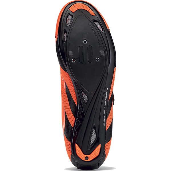 NorthWave Sonic 2 Plus Road Shoe Lobster Orange.