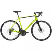 Orro Terra GRAVEL Road Bike 105 - Racing Sport Wheels SE Green