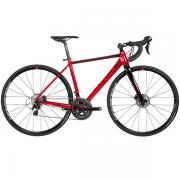 Orro Terra Gravel TA 5800 HYD R700 Disc Road Bike 2018 Red