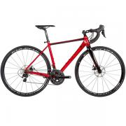 Orro Terra Gravel TA 5800 TRP RS Disc Road Bike 2018 Red