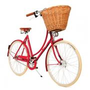 Pashley Britannia 5 Speed Bike Red 34