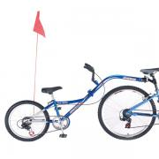 Raleigh Safety Flag - Rear Axle Fitting