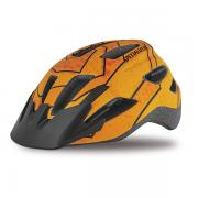 Specialized Shuffle LED Child Helmet Matte Orange Spiral