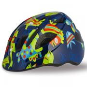 Specialized Mio Toddlers Helmet Navy Green Fish