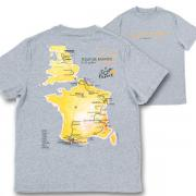 Tour De France 2014 Route T-Shirt