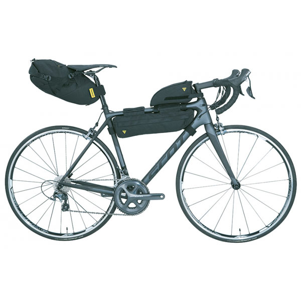 Topeak Toploader Bikepacking Top Tube Bag