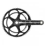 Campagnolo 2012 Centaur Deep Black 10s Carbon CT Chainset