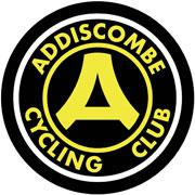 Cycle kit for the Agreeable World of the Addiscombe Cycling Club.