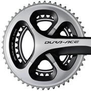 "<p align=""left""><span style=""font-size: small;"">Dura-Ace moves to the next generation. Reduced shifting effort lets you concentrate on riding. More control thanks to improved ergonomics. Unbeatable reliability gives you confidence. Tested in competition and taken to victory by pro riders in all conditions - on the road, across the pavé, through the mud. </span></p>