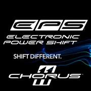 A mass request from the market and cycling afcionados led our Vicenza-based company to add <strong>the new Chorus EPS</strong> to the electronic groupset range.